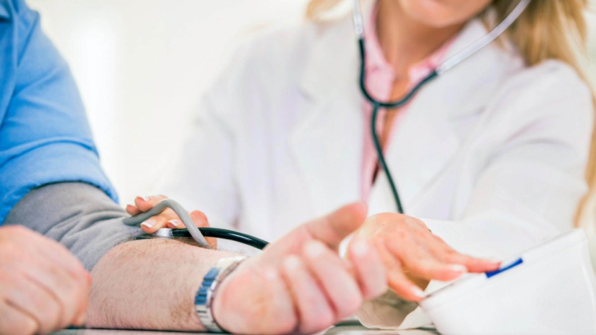 Study highlights importance of using both arms for blood pressure