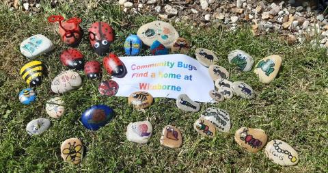 Paint a Bug for Wimborne