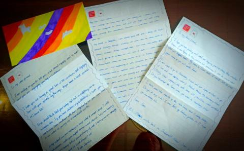 Letters of Kindness