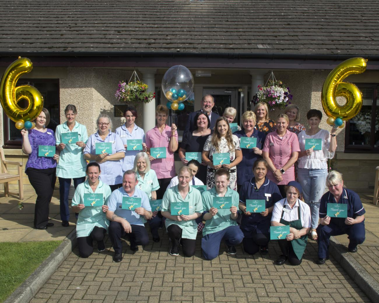 'Excellent' Result For Barchester's Canmore Lodge Care Home