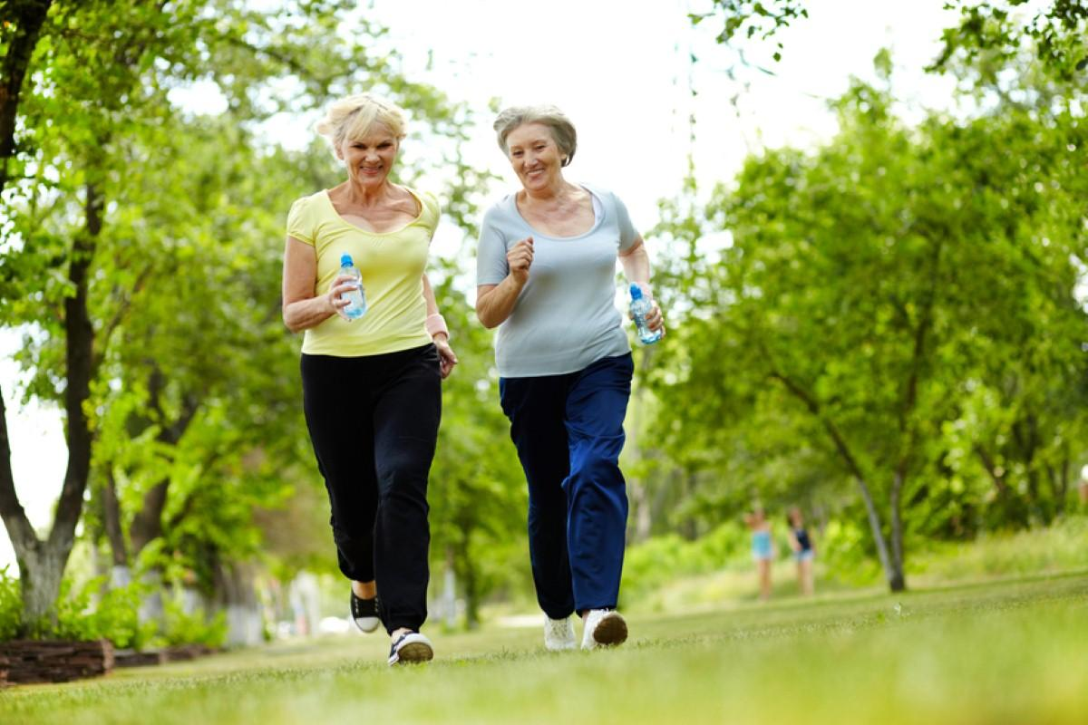 15 minutes exercise each day can have health benefits