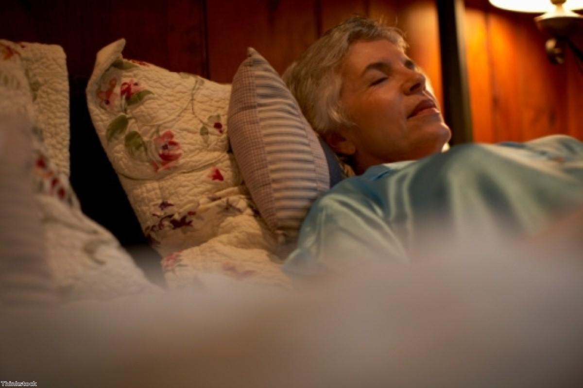 Chronic insomnia linked to higher death risk
