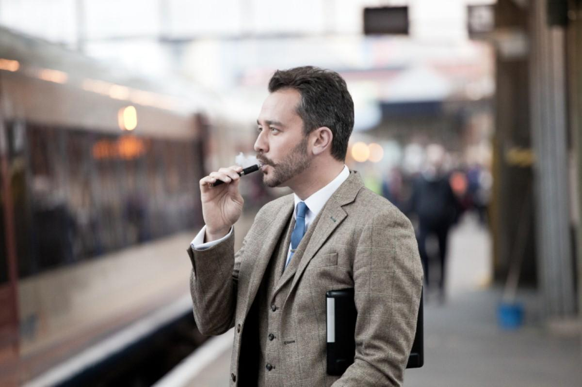 E-cigarettes better for health than smoking