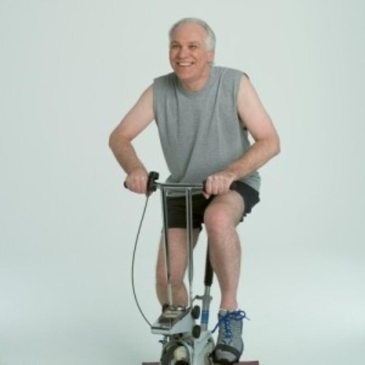 Exercise has health benefits for people of all ages