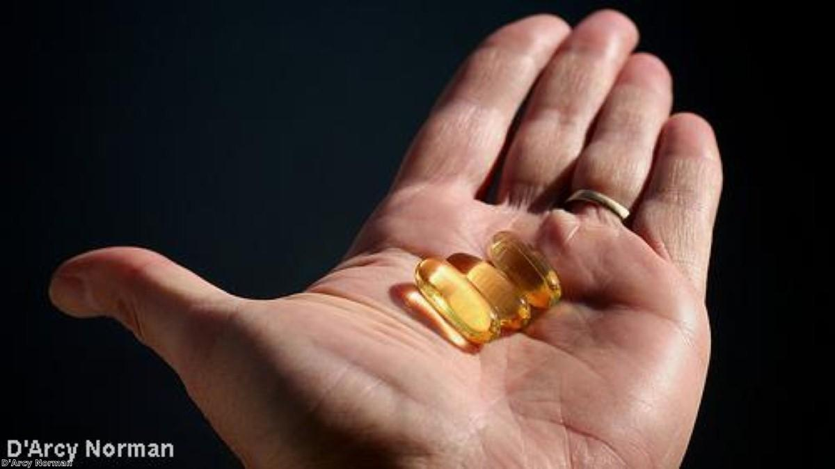 Fish Oil Could Reduce Psychosis Risk