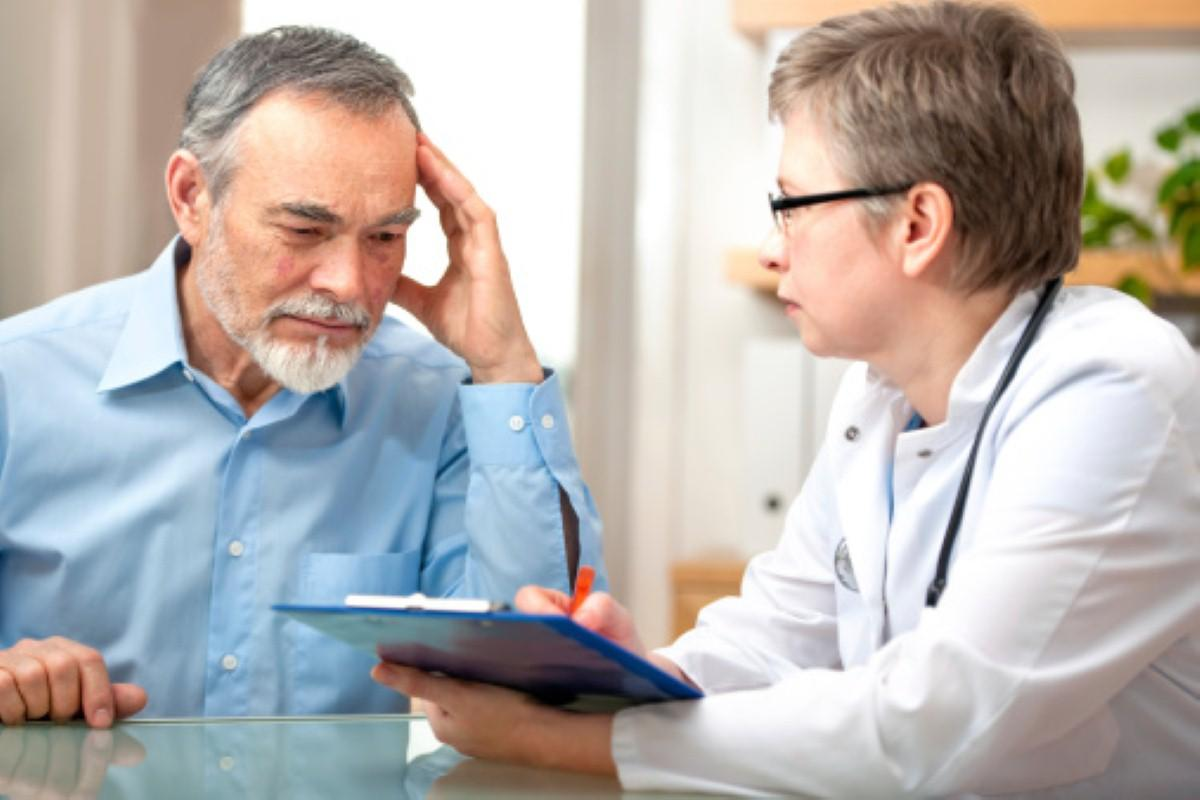 Half of adults never talk about their medical history