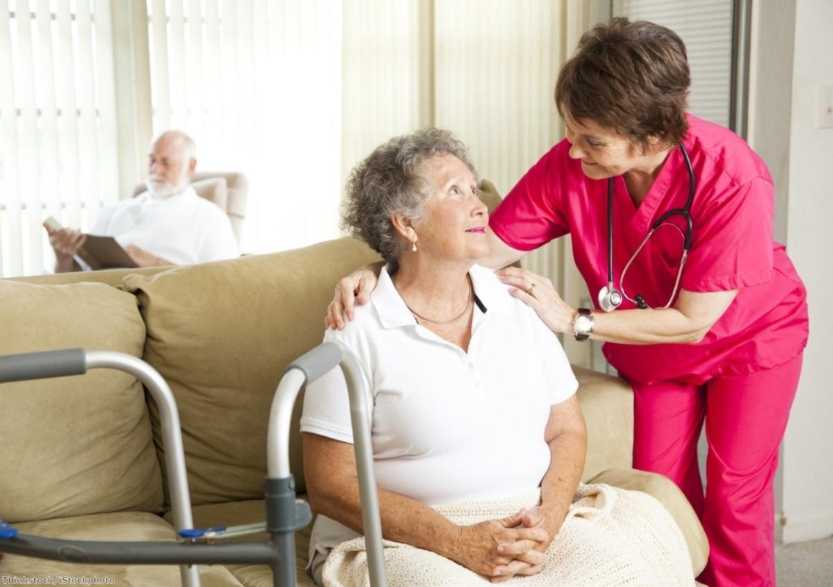 New report calls for greater focus on home care