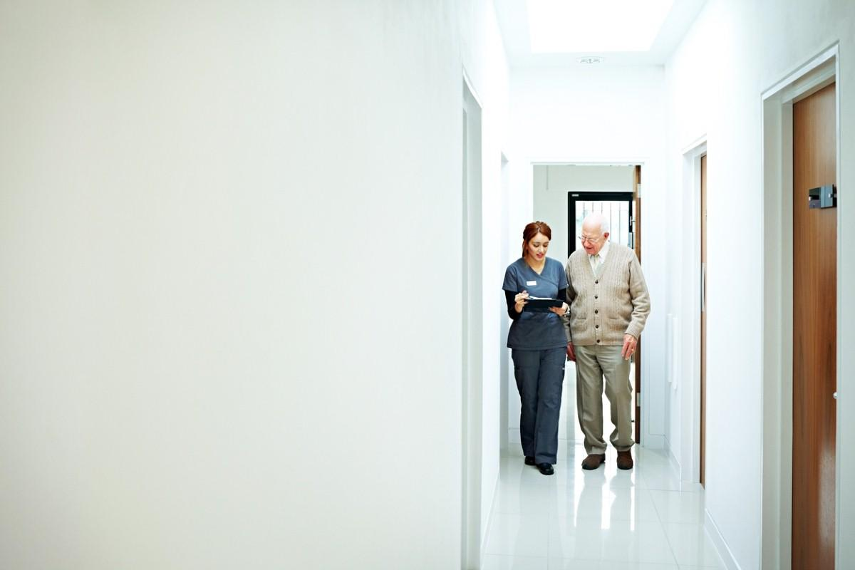 Walking test could help ascertain the cause of dementia