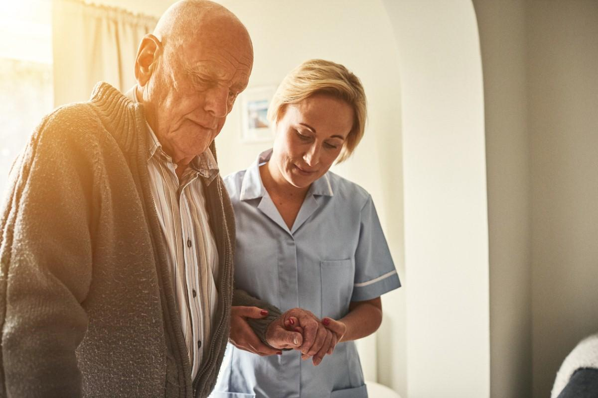 £3.5bn care at home programme approved to support elderly patients