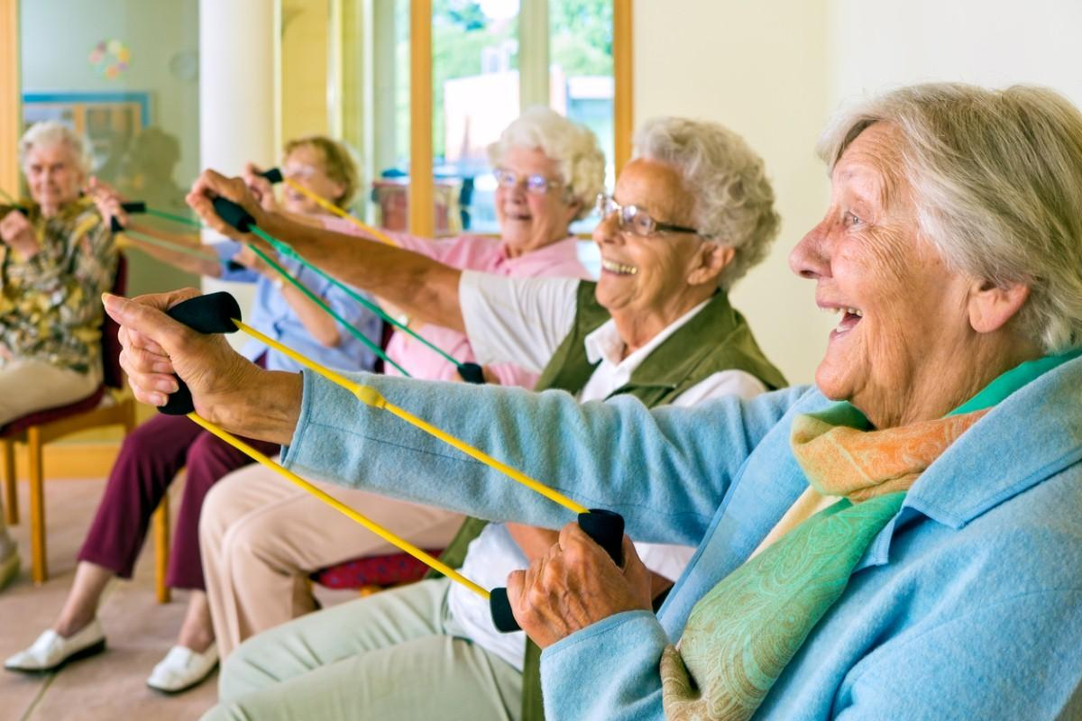 Sedentary lifestyle makes cells age faster in older women