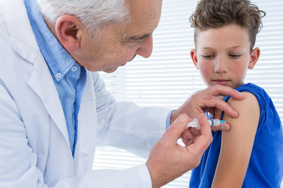 Vaccinate children against flu to protect grandparents, says NHS