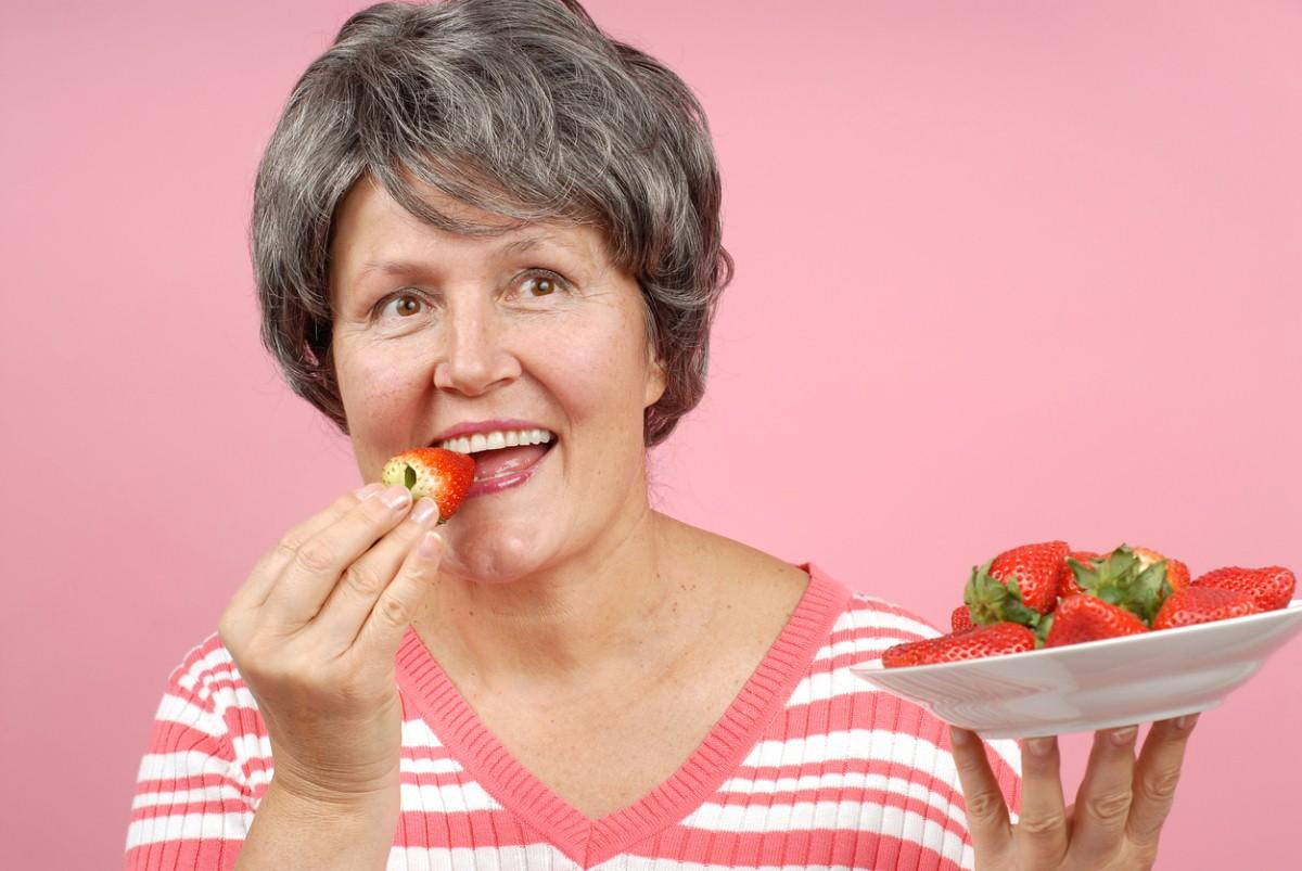 Compound in strawberries prevents age-related mental decline