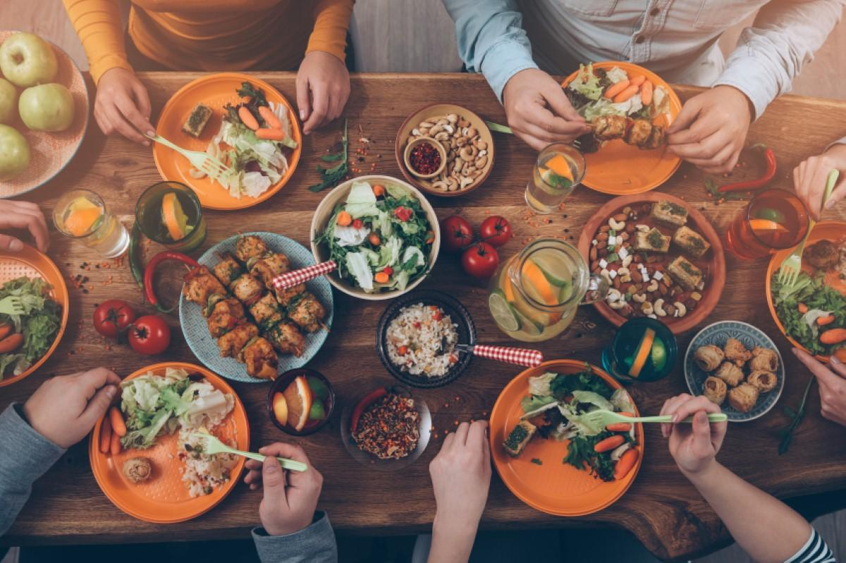 Taste and smell of food can affect ageing
