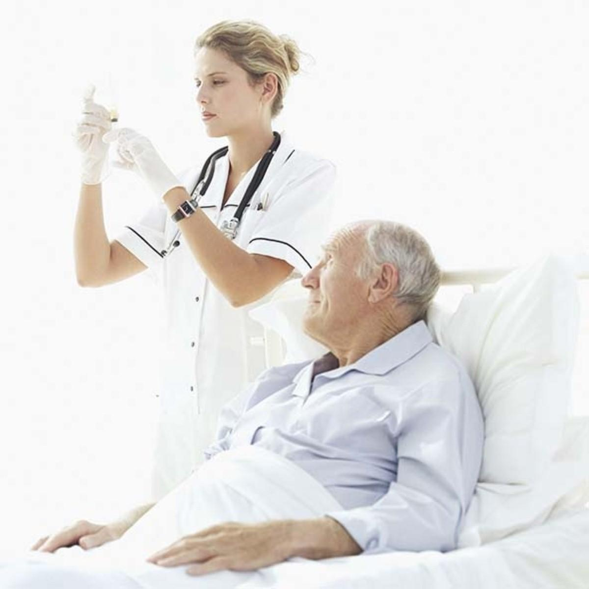 Parkinson's patients asked to share hospital experiences