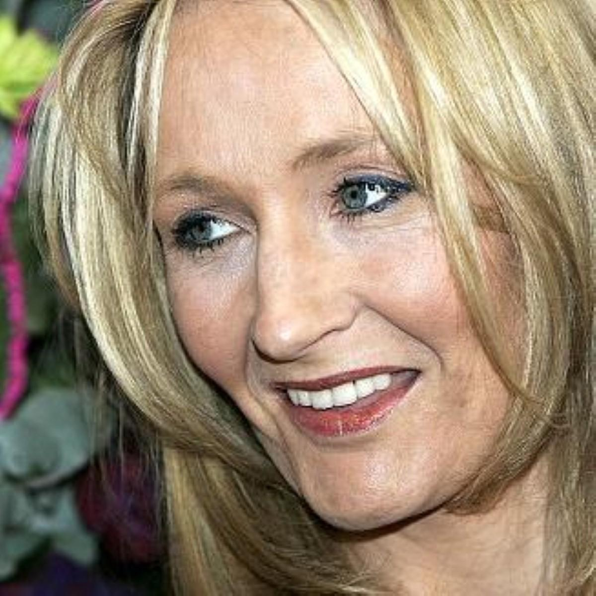 JK Rowling makes £10m multiple sclerosis donation