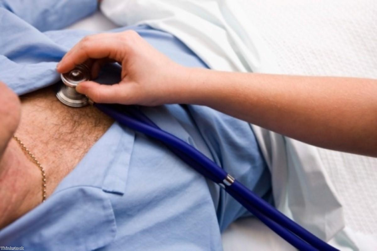 NHS 'must improve heart healthcare'