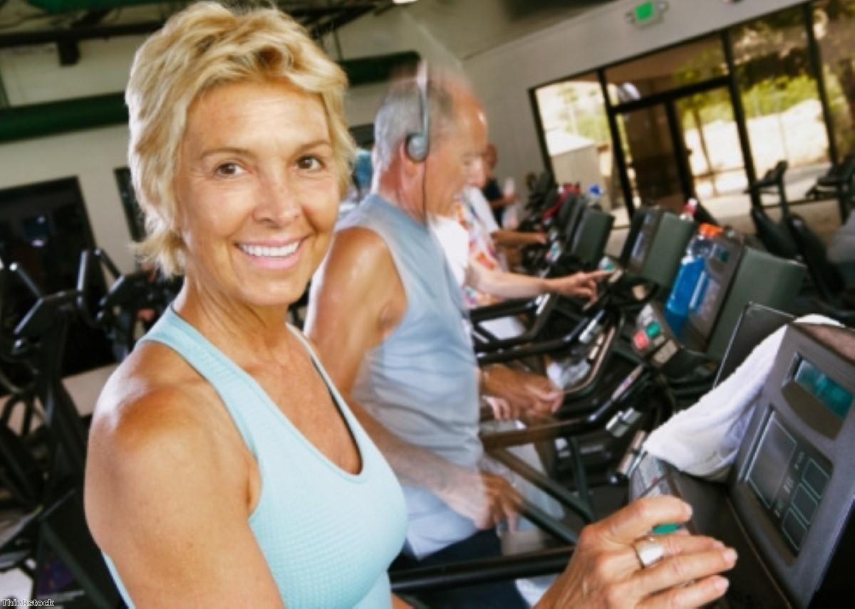 Exercise 'can delay the onset of dementia'