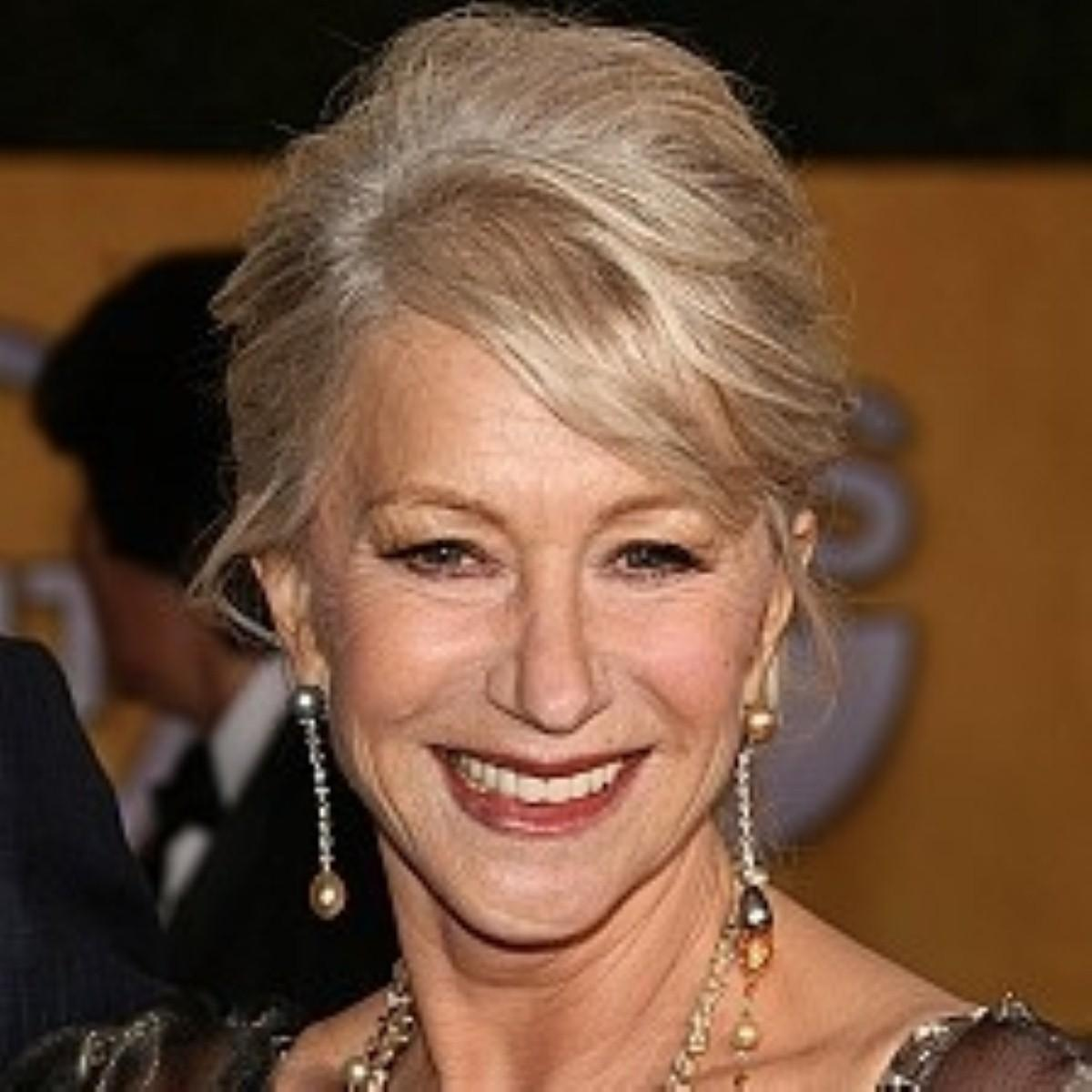 Helen Mirren calls for change in attitude towards Parkinson's