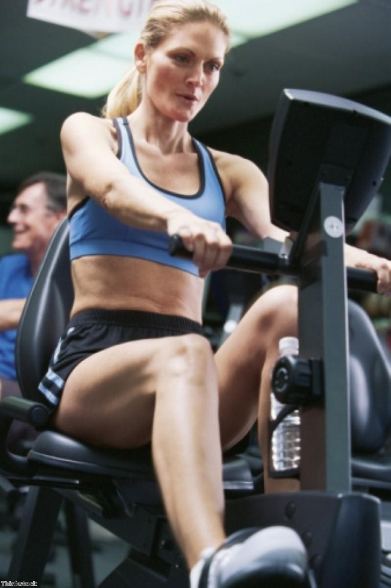 Exercise 'damaging to women's cognition'