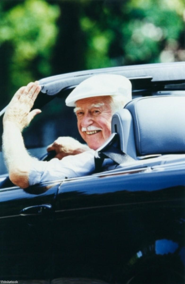 Older motorists may benefit from virtual training