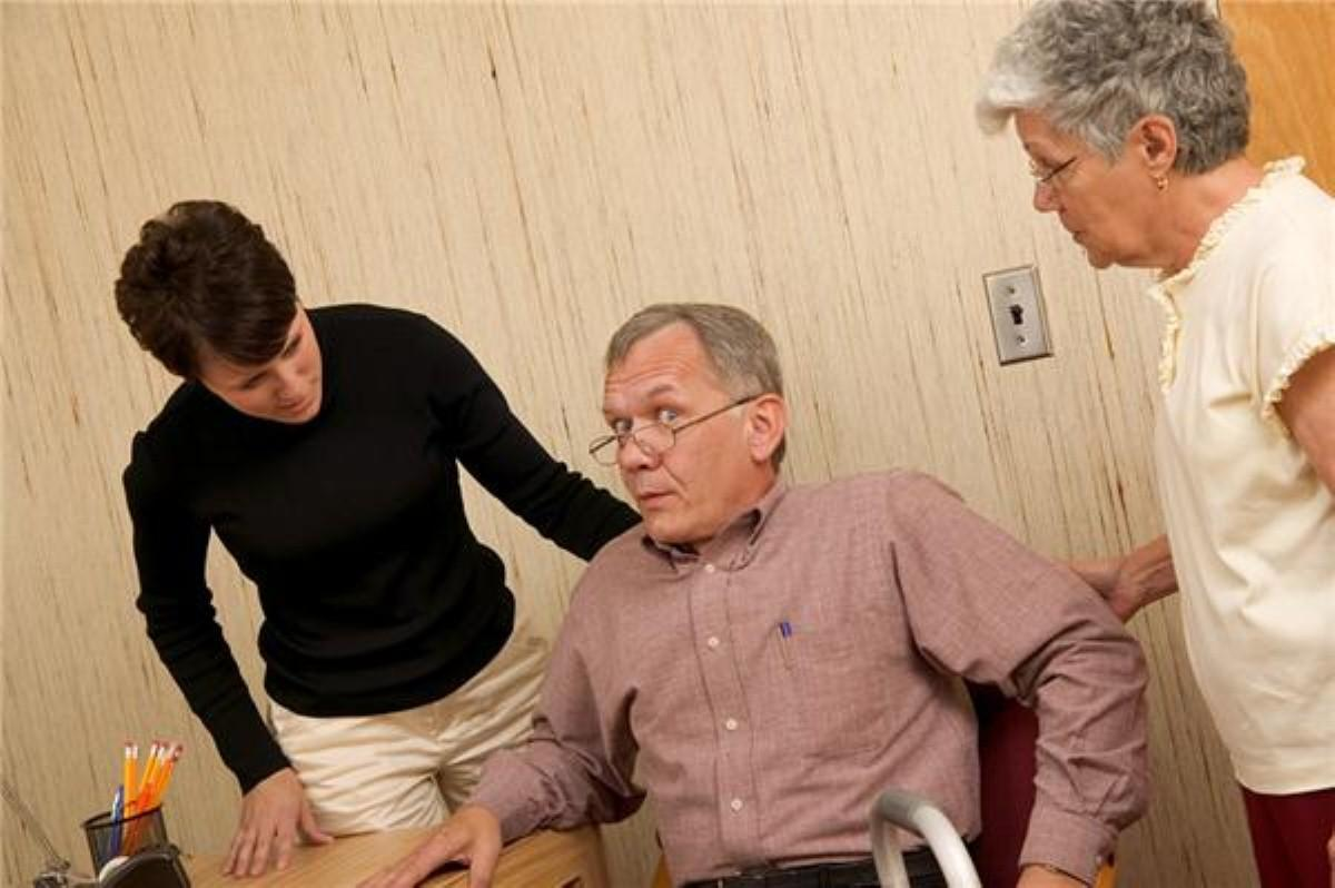 Fear of falling in certain situations 'no different for Parkinson's patients'