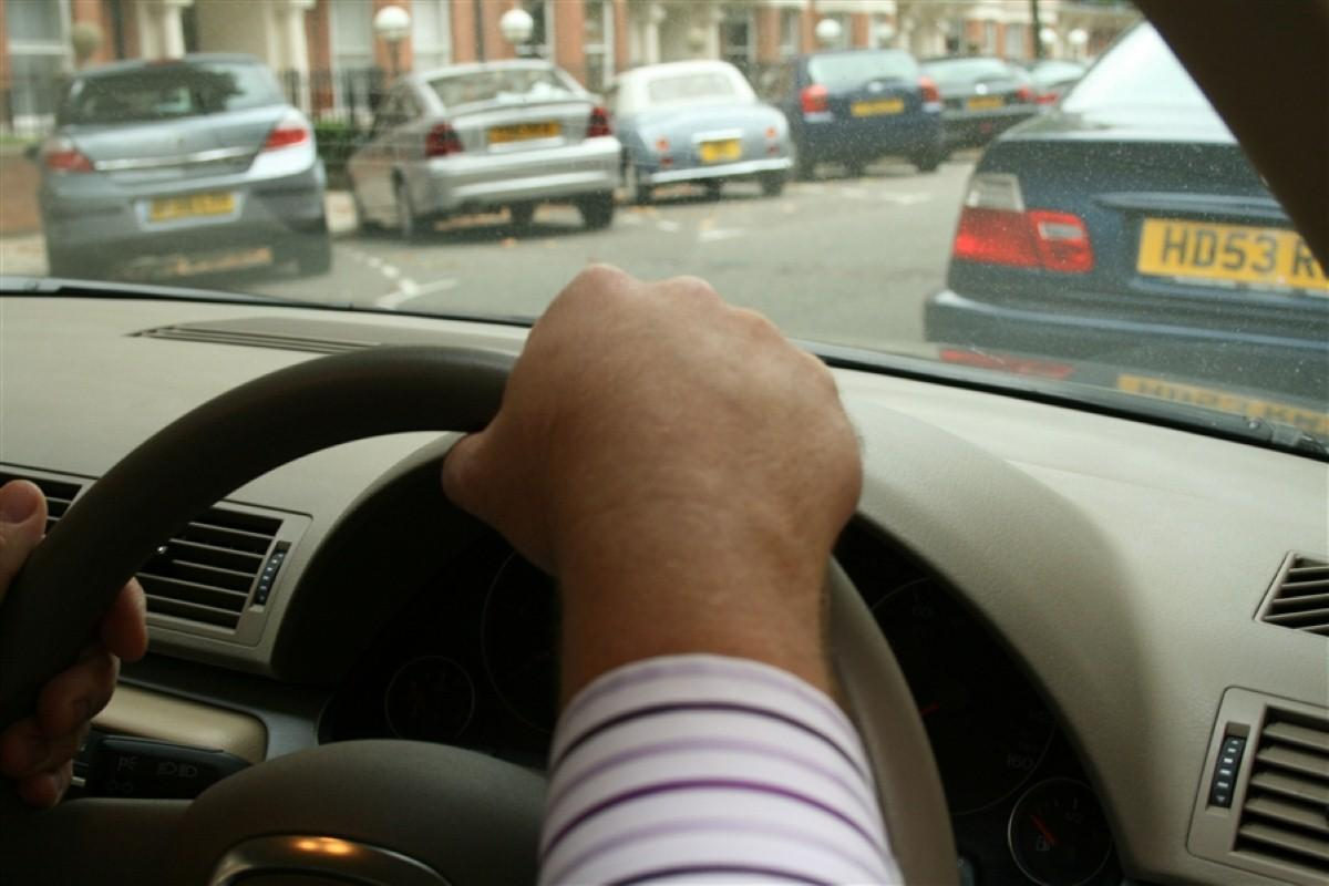 Older drivers 'more likely to make driving errors'