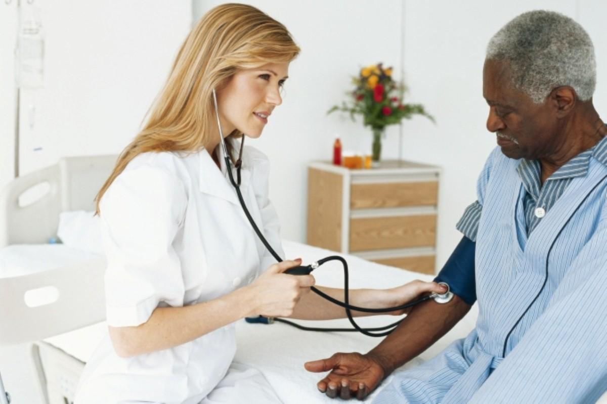 Blood pressure 'can be checked at home'