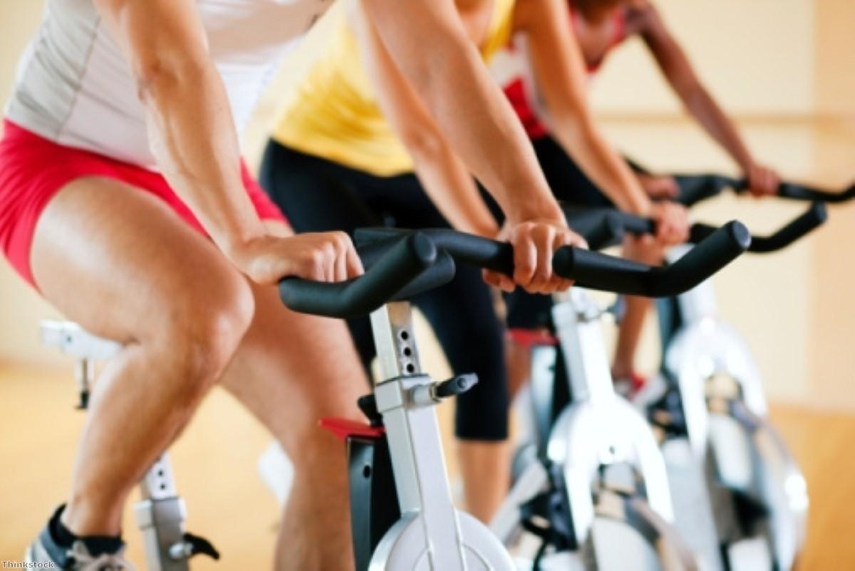 Older people 'should exercise in groups'