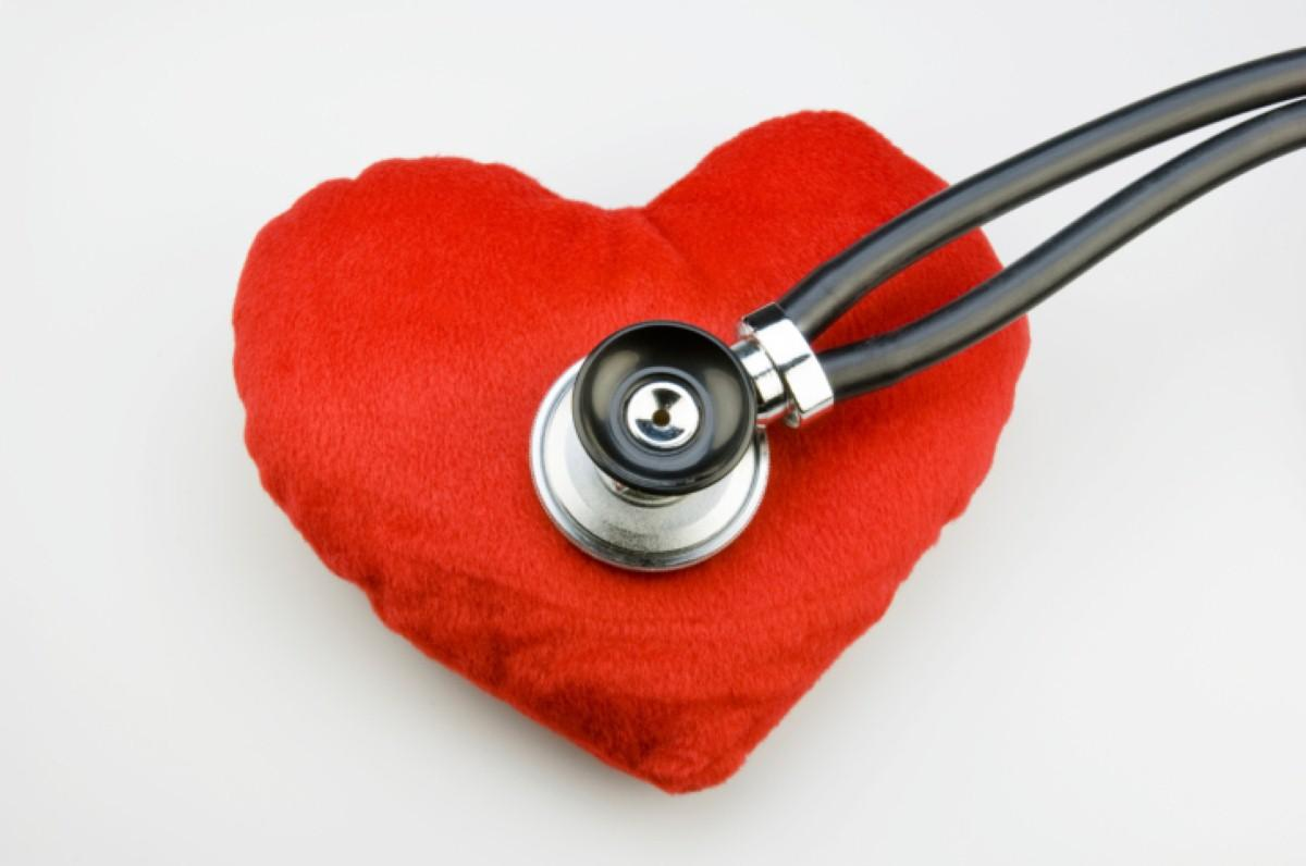 Heart disease 'leading cause of death'