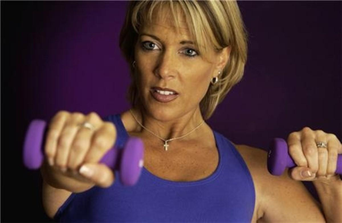 Older people 'can inspire fitness in the young'