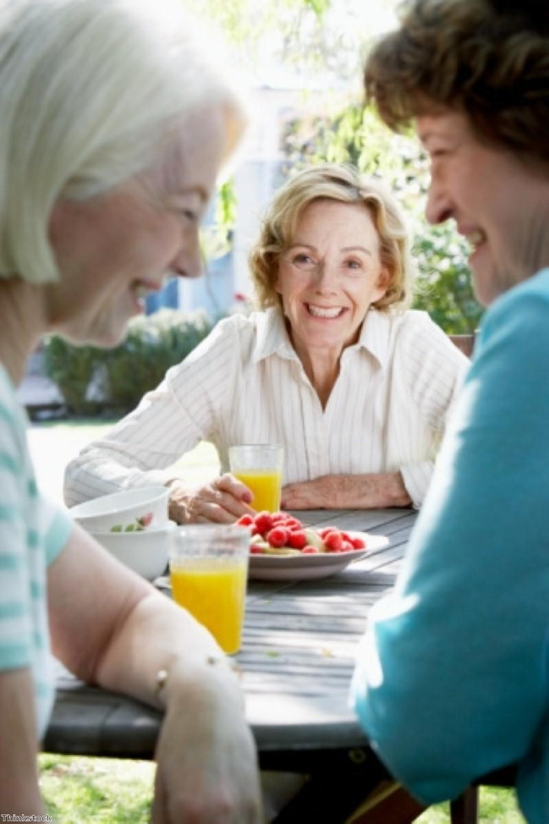 Elderly must recognise 'link between physical and mental wellbeing'