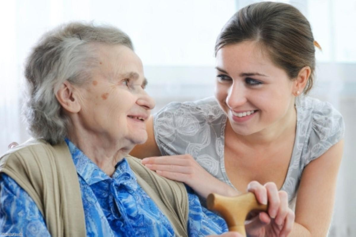 Care homes 'must be positive, vibrant places for people to live in'