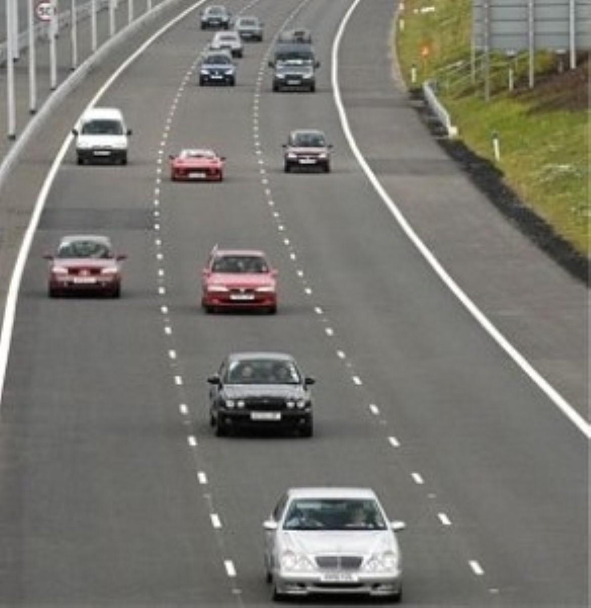 Middle lane keeps older drivers safe