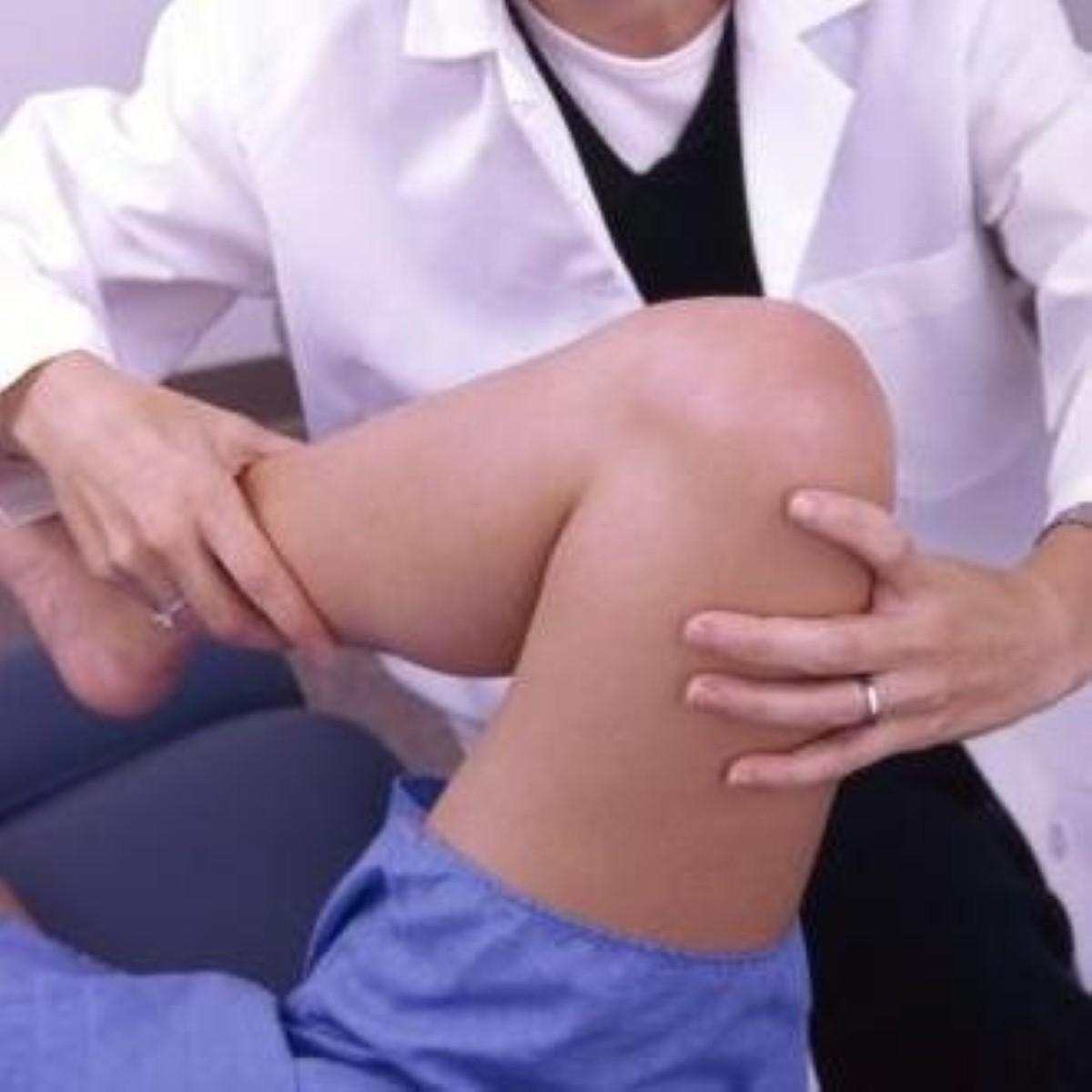 Knee replacement surgery increases in the over-50s
