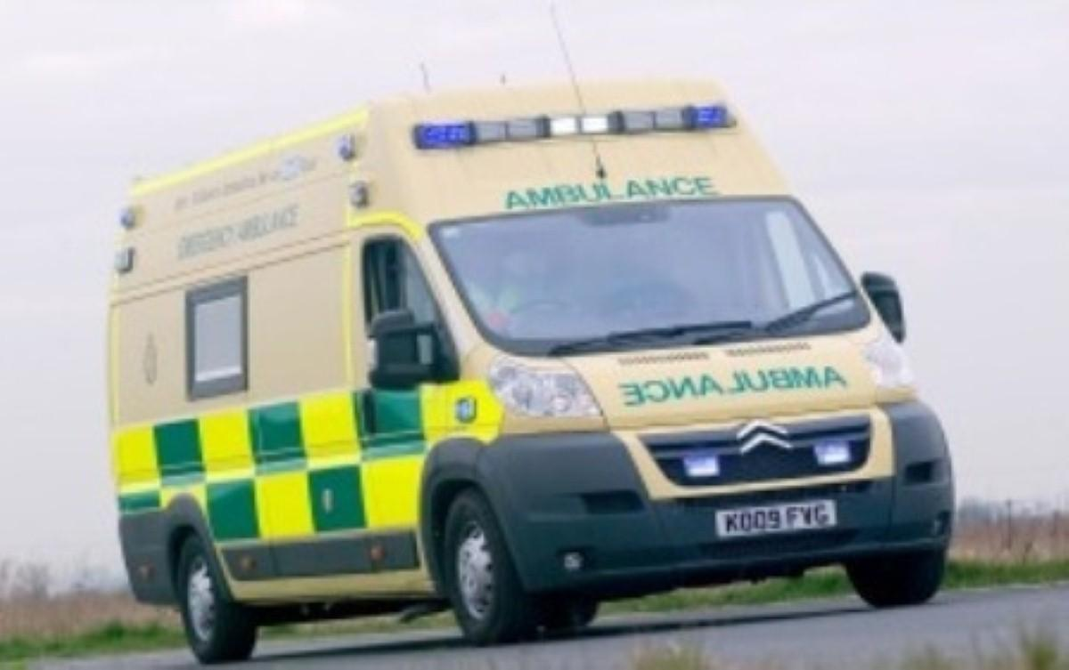 Ambulance fall response differs across UK