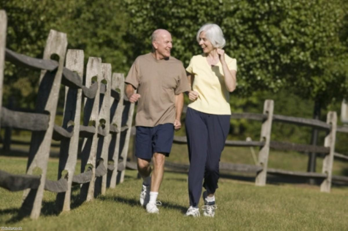 A consistent exercise routine is vital for older adults