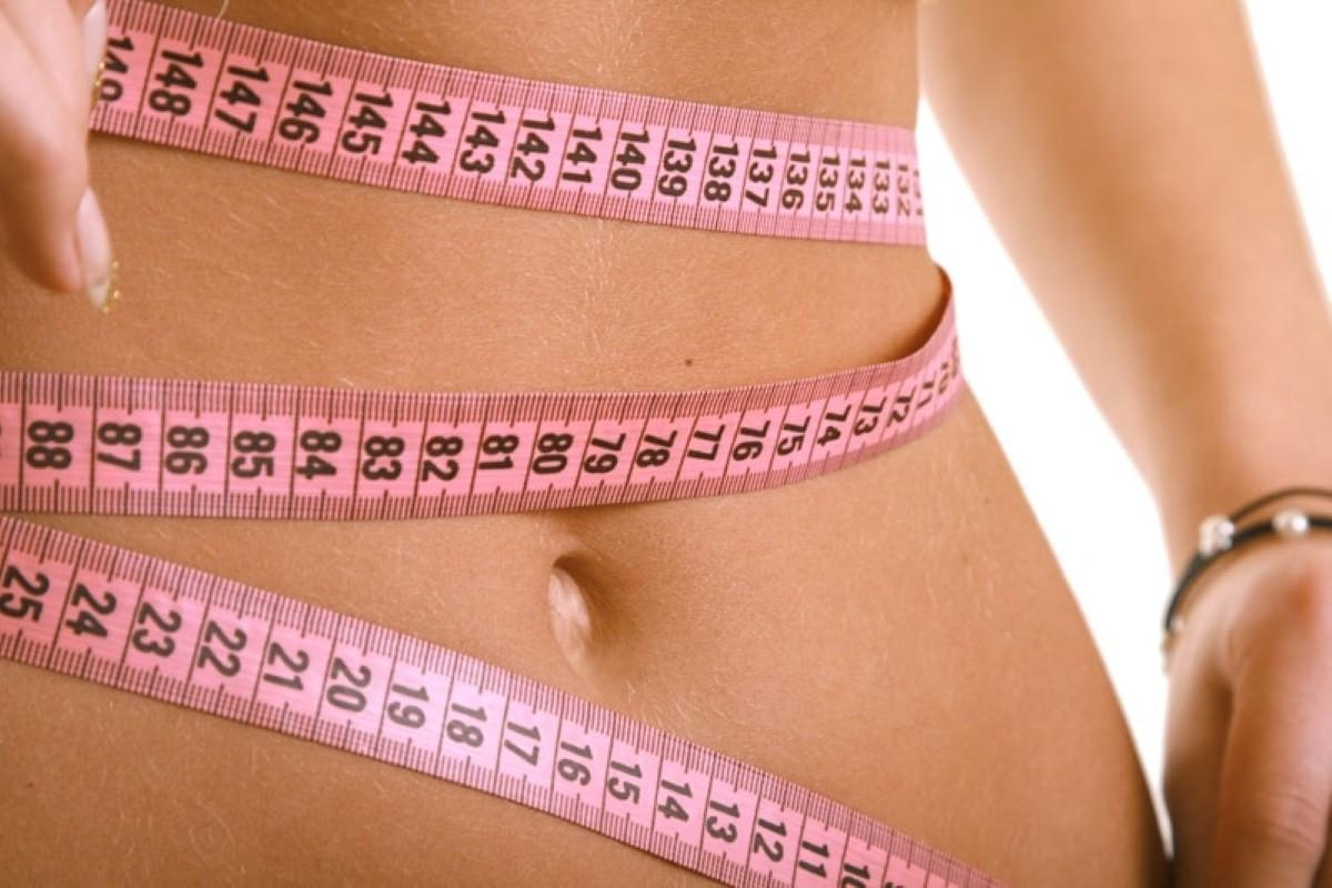 Larger waist circumference linked to diabetes
