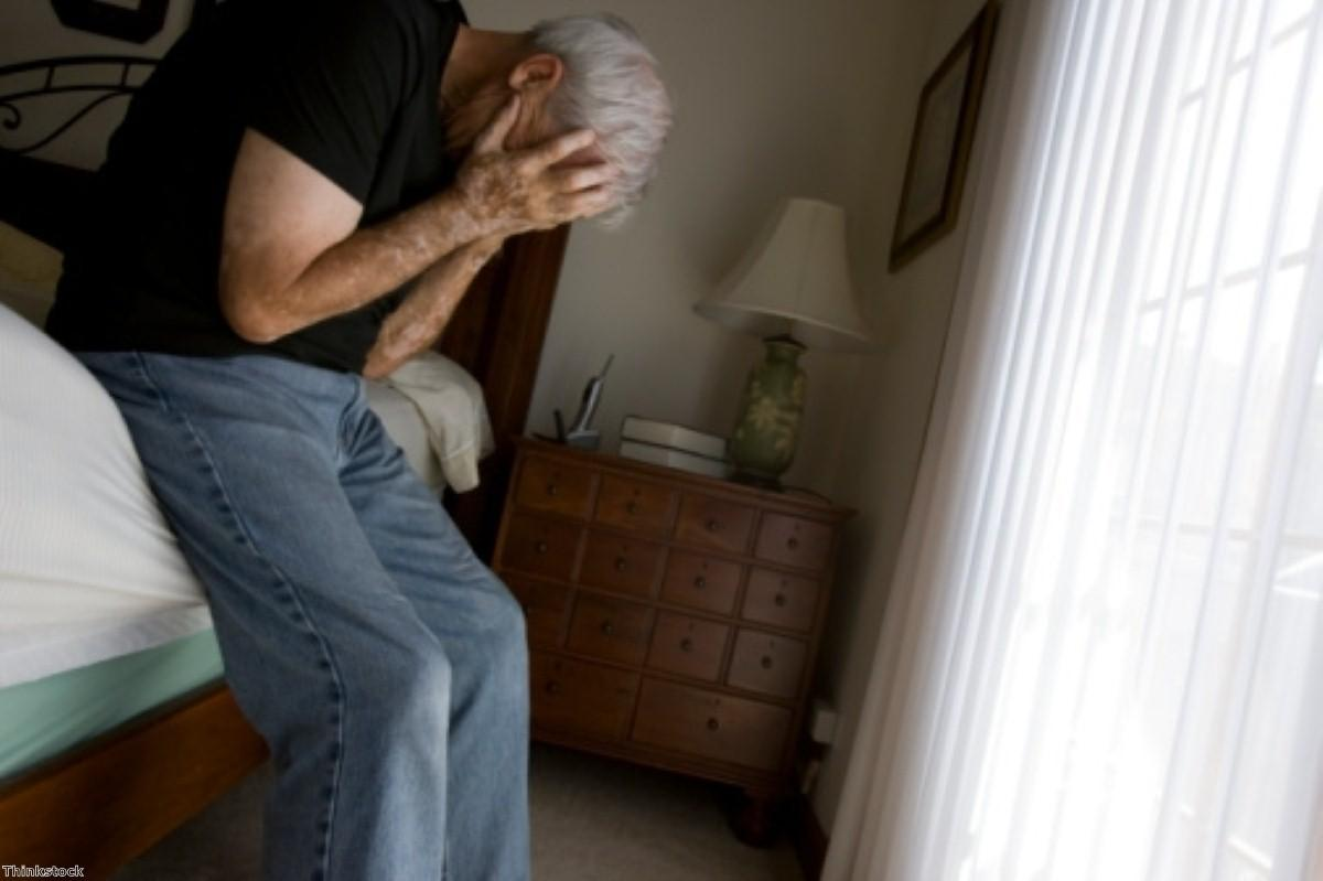 Depression linked to brain impairment in stroke patients