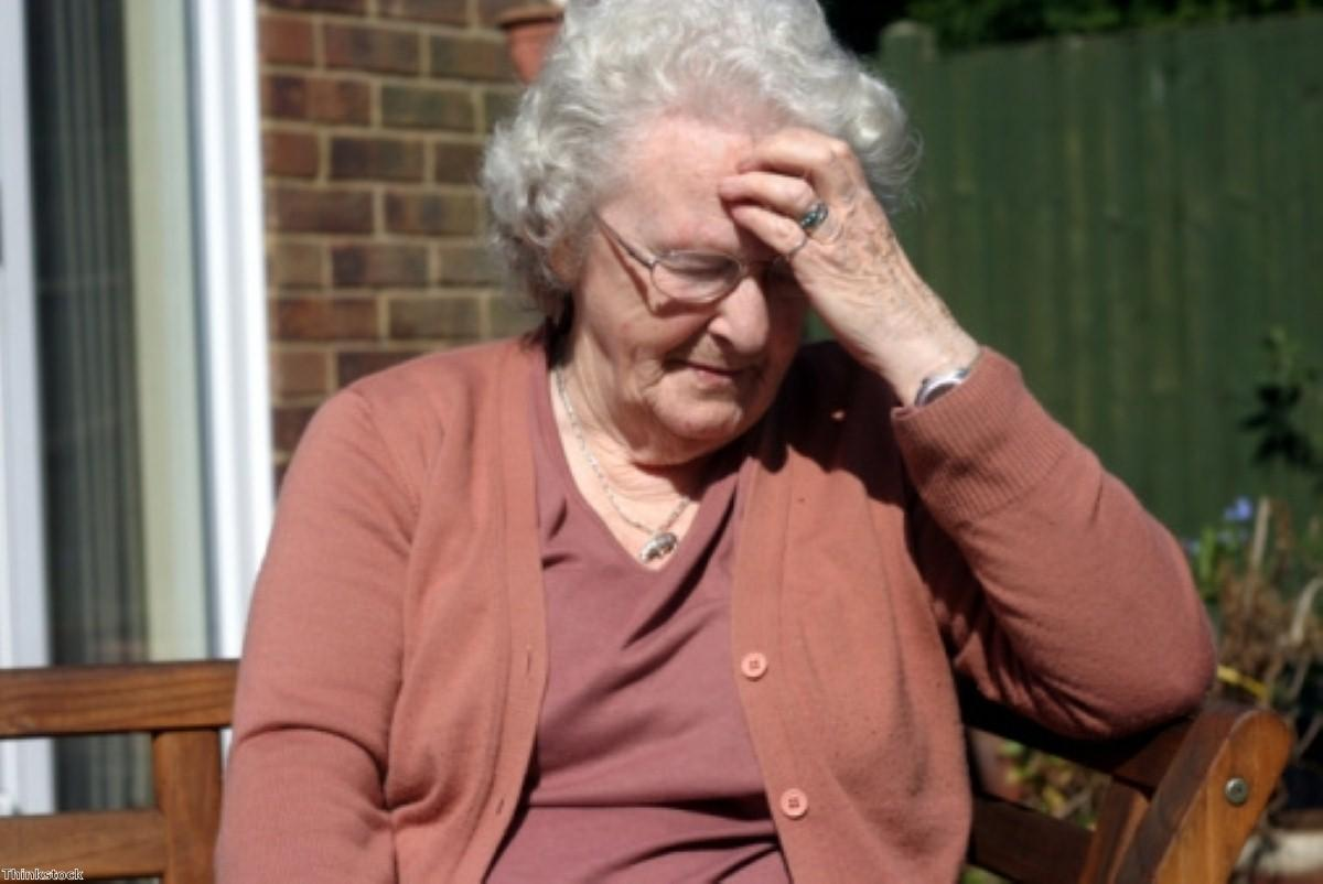 Delirium is bad news for hospitalised Alzheimer's patients