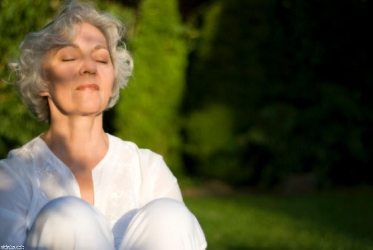 Have you found a new side to yourself post-menopause?