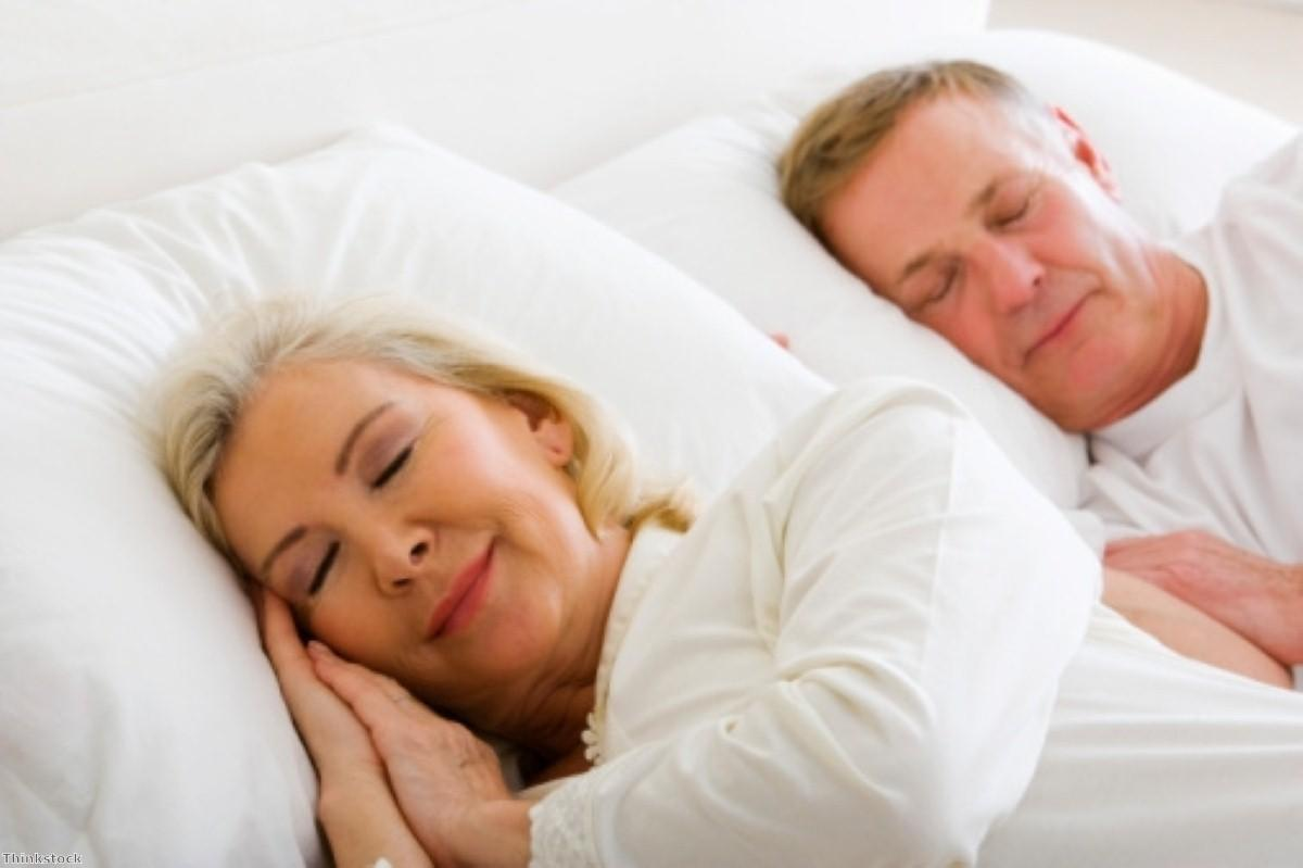 Get more sleep to beat the blues