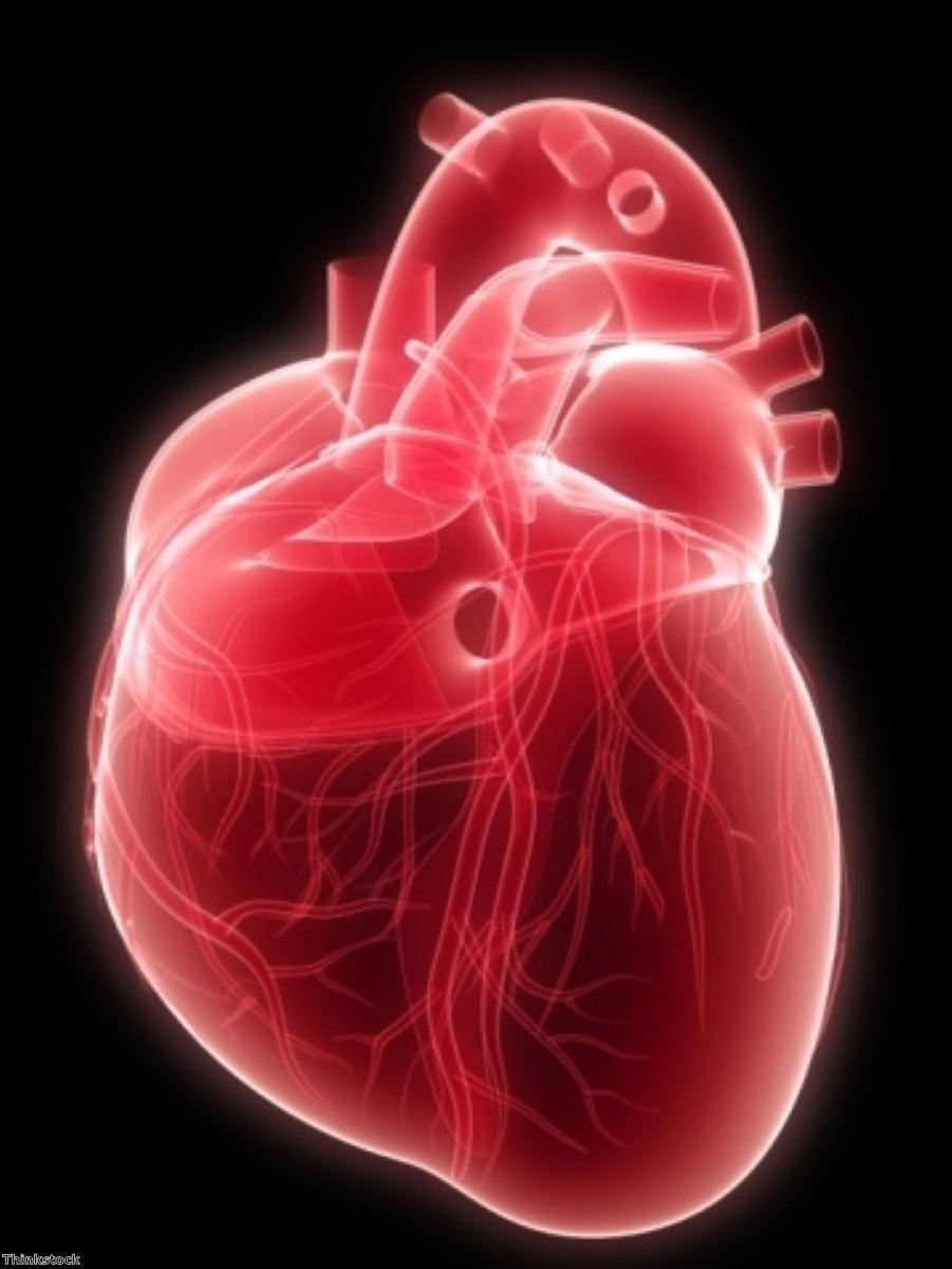 Get your diet sorted to improve heart health
