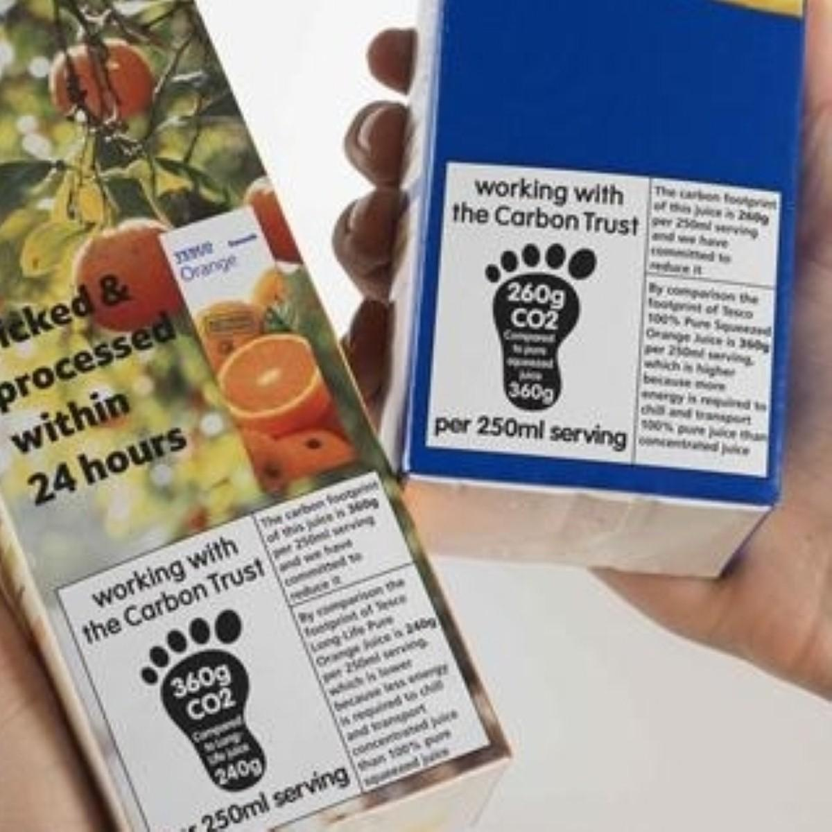 Food labelling system given green light
