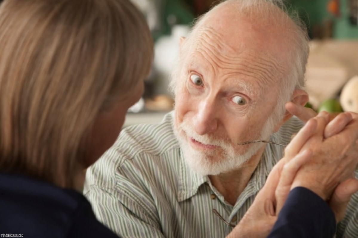 Care of older adults affected by dementia 'is challenging'