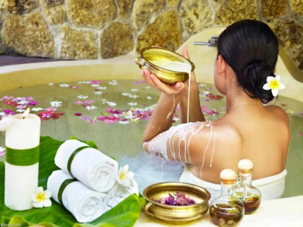 Health 'shown to improve with spa visits'