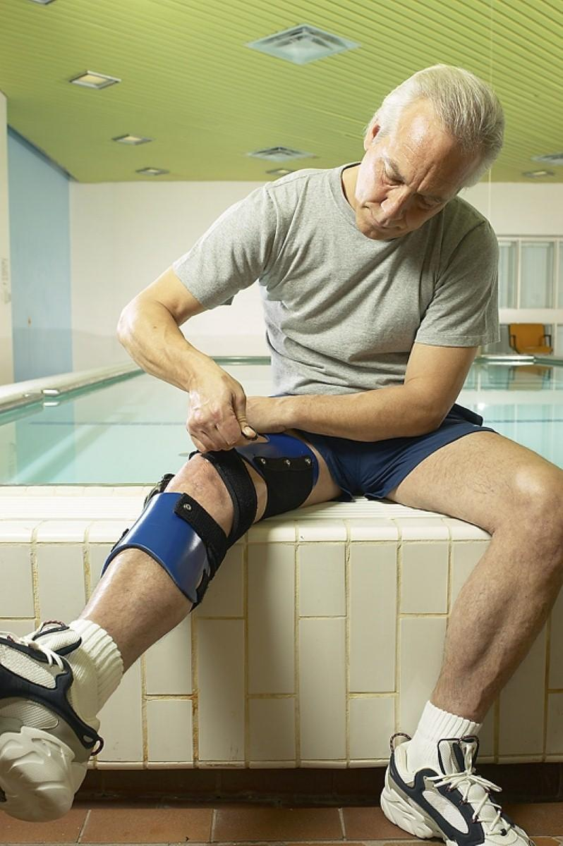 Activity levels shown to have physical impact on knees
