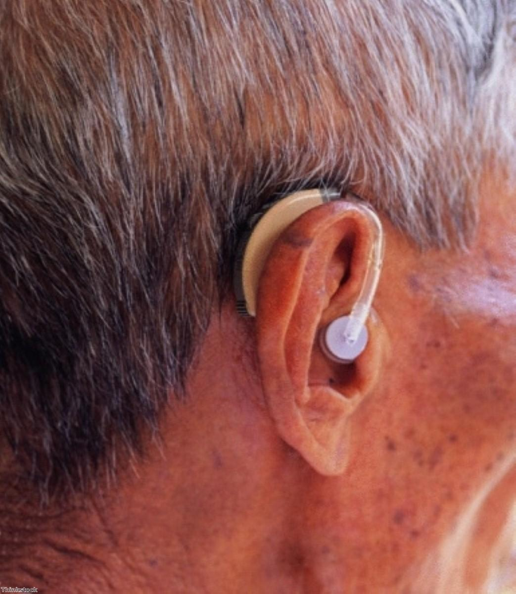 Deafness 'could contribute to dementia'