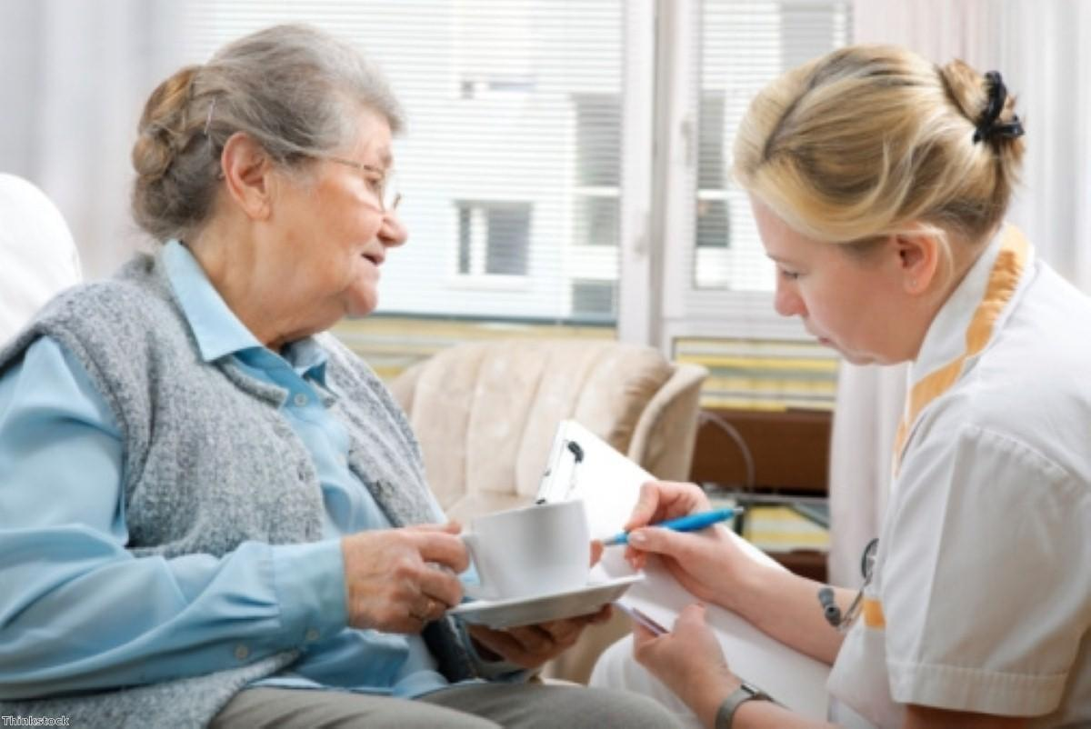 Care for older adults 'should be funded by insurance scheme'