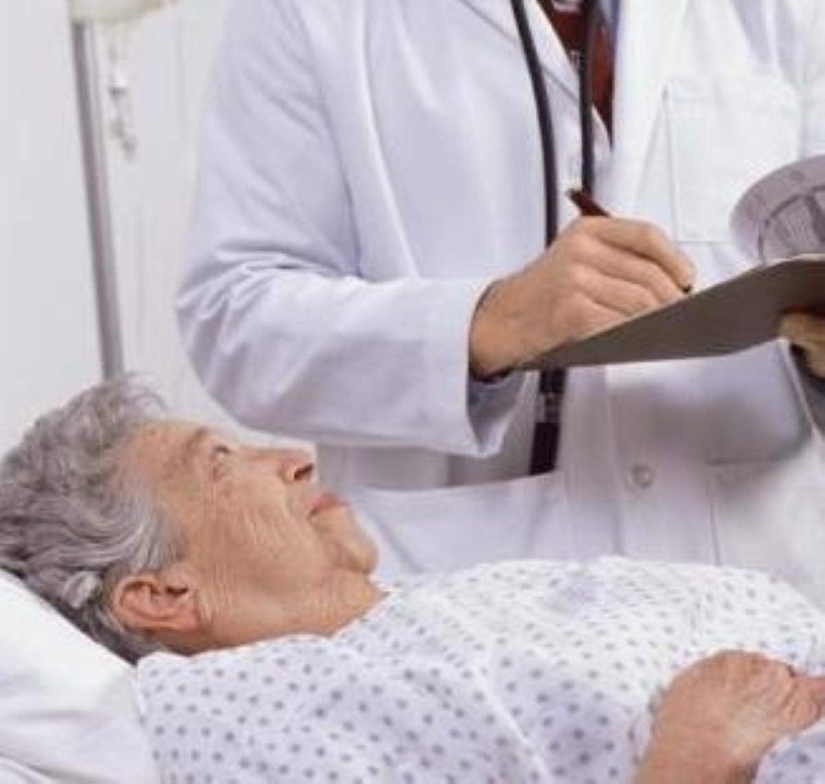 Hospitals are 'bad places for old people'