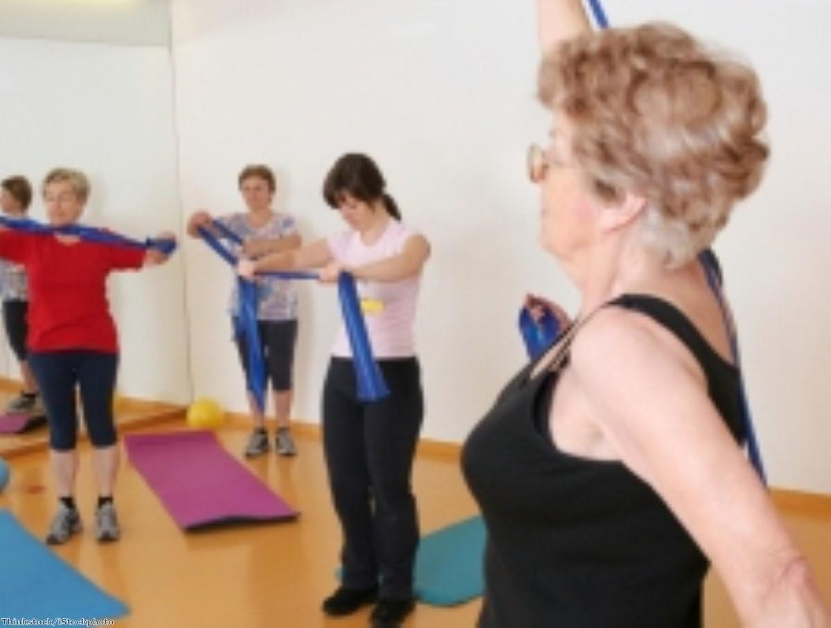 Exercise DVD 'will help prevent dementia'